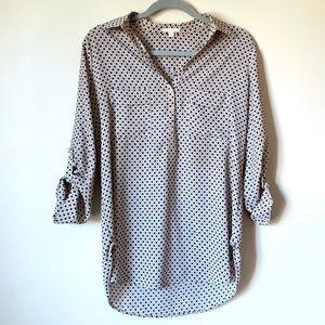 Nordstrom's Pleione blouse